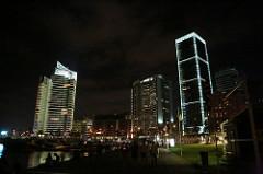 Lumières sur le port