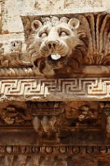 Baalbek Lion drainage spout