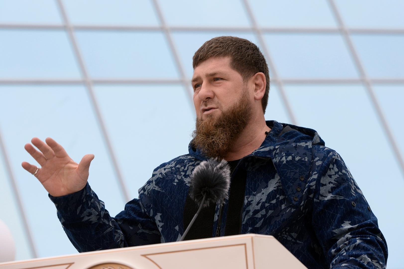 قديروف يدعو لتسليم أحمد زكاييف لروسيا