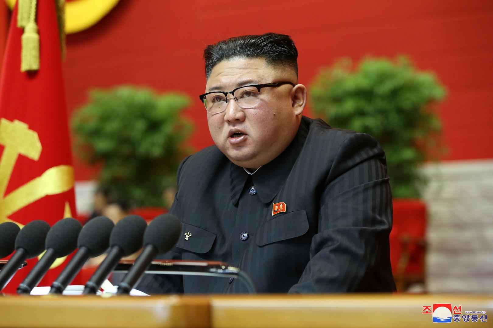 كوريا الشمالية.. كيم يعلن فشل خطته الخمسية في مختلف القطاعات