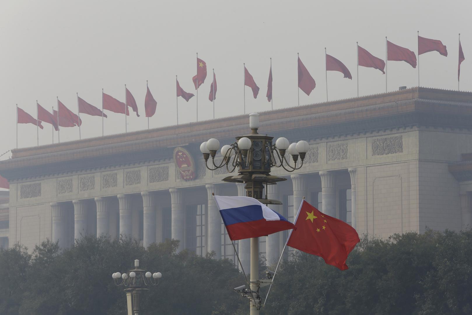 نحو 9 مليارات دولار حجم التبادل التجاري بين روسيا والصين في شهرين