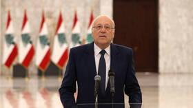 واشنطن تحض رئيس الوزراء اللبناني المكلف على تشكيل حكومة سريعا