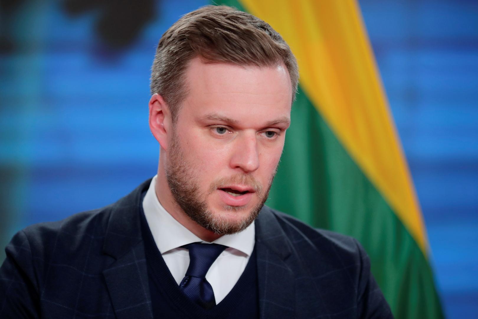وزير خارجية ليتوانيا يوجه تحذيرا إلى المهاجرين من العراق وتركيا