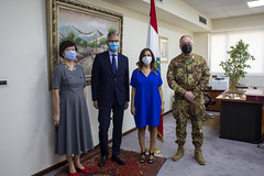 Visit of USG Lacroix to Lebanon