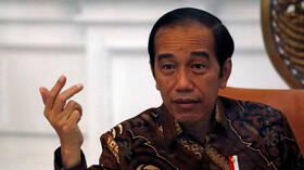 رئيس إندونيسيا يدعو لفرض قيود على التنقل في عدة مناطق لمكافحة كورونا
