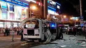مصدر أمني روسي يكشف لـ RT عن الفرضيات الأساسية لسبب الانفجار في فورونيج